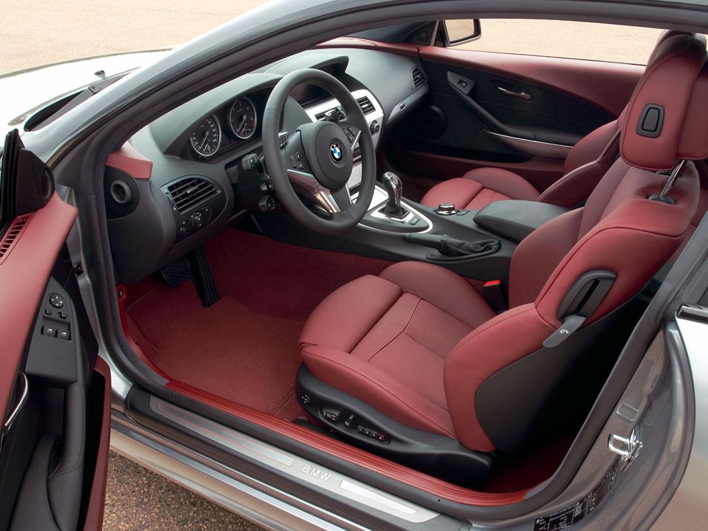 BMW 6 серии - фотография №12