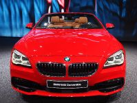 BMW 650i Convertible Detroit 2015