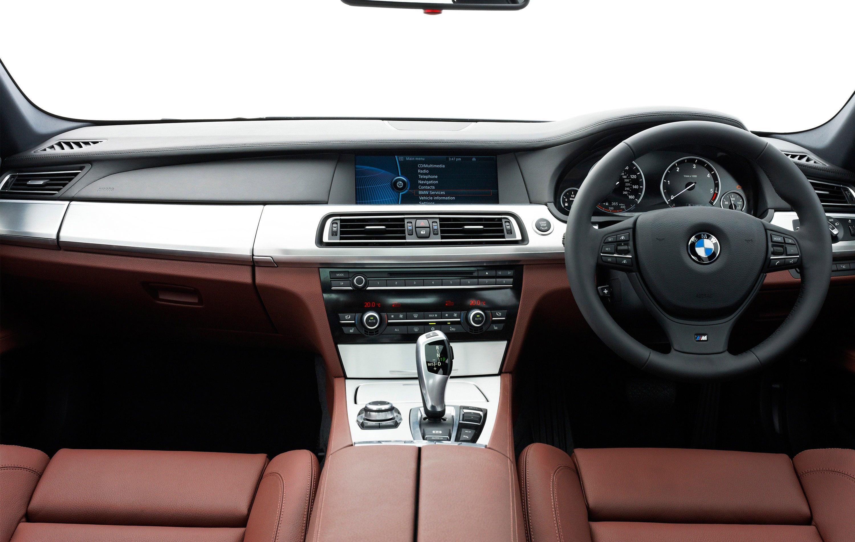 BMW 7-й серии 2010 модельного года - фотография №9