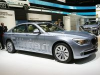 BMW 7-Series EfficientDynamics Frankfurt 2009