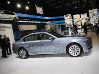 BMW 7-Series EfficientDynamics Frankfurt 2009
