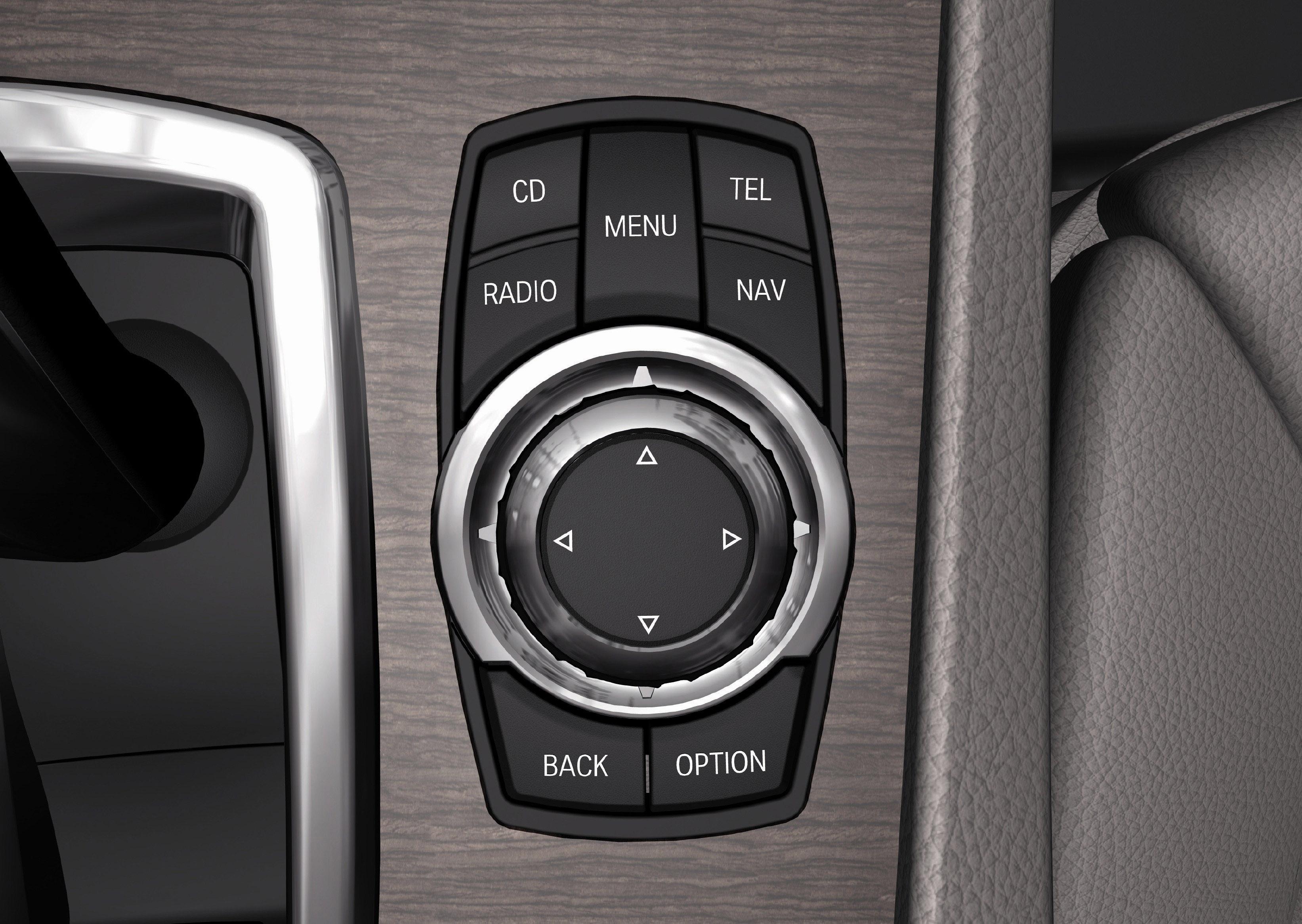 Пятое поколение BMW 7 серии влезает в крышку - фотография №34