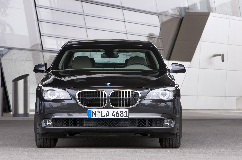 Новый BMW 7 серии High Security - фотография №4