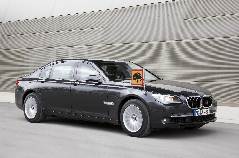 Новый BMW 7 серии High Security - фотография №7