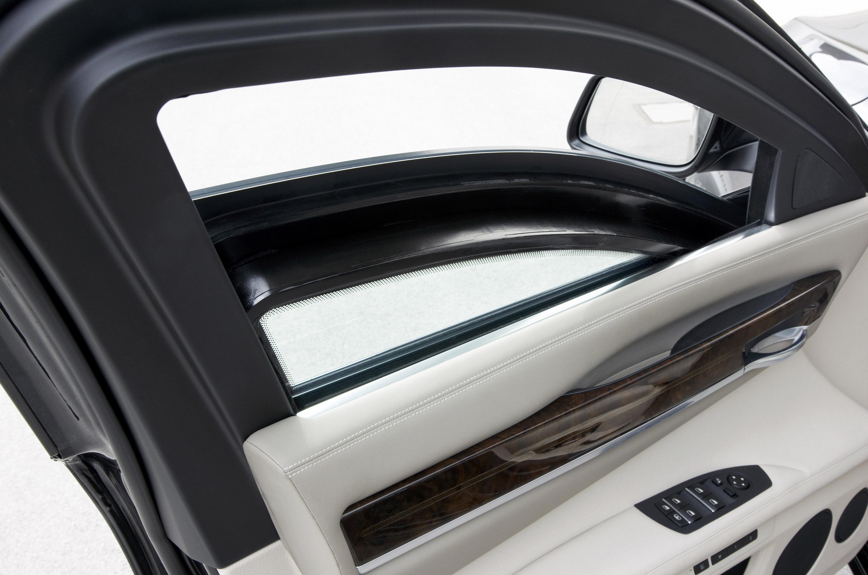 Новый BMW 7 серии High Security - фотография №34