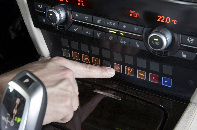 Новый BMW 7 серии High Security - фотография №39