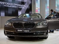 BMW 7-Series Moscow 2012