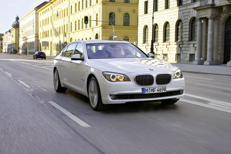 BMW 760i и BMW 760Li - фотография №4