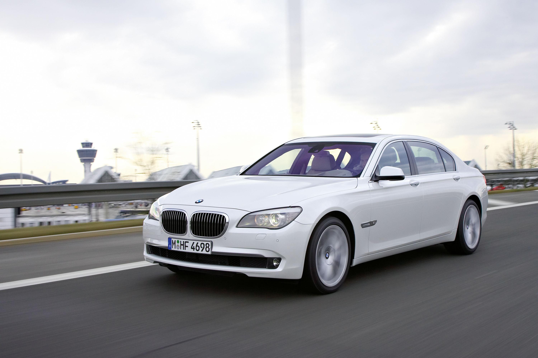 BMW 760i и BMW 760Li - фотография №5