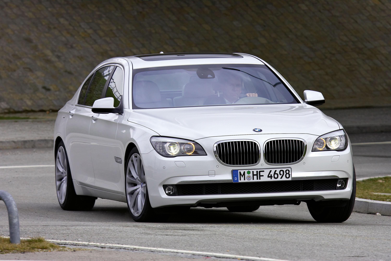BMW 760i и BMW 760Li - фотография №9