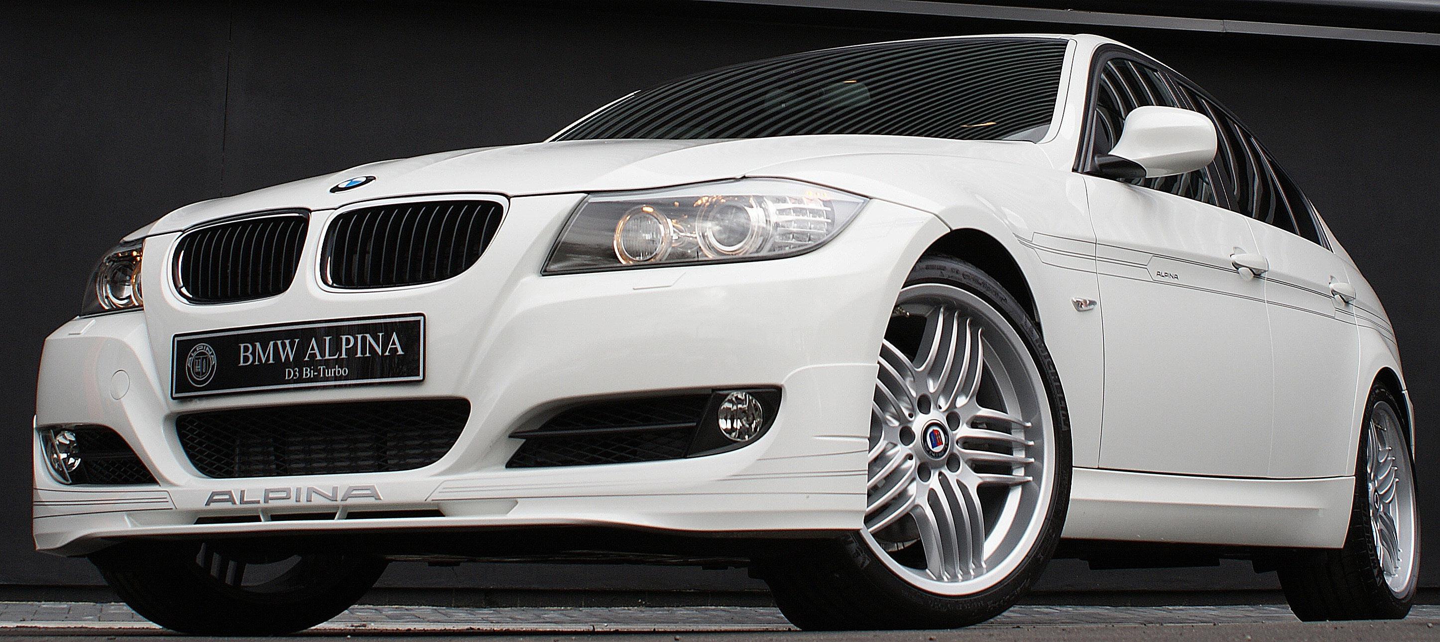 BMW ALPINA D3 Bi-Turbo седан - фотография №1