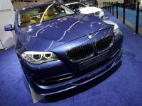 BMW Alpina D5 Bi-Turbo Limousine Frankfurt 2011