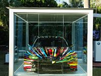 BMW Art Car by Jeff Koons
