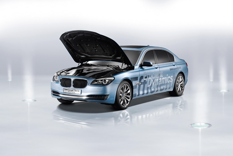 BMW Concept 7 серии ActiveHybrid - фотография №1