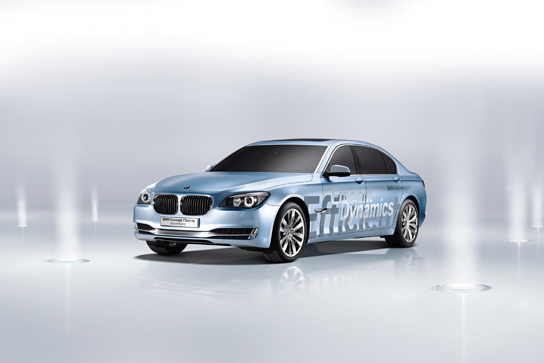 BMW Concept 7 серии ActiveHybrid - фотография №2