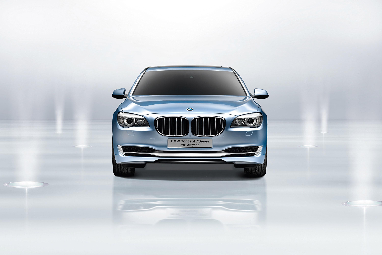 BMW Concept 7 серии ActiveHybrid - фотография №9