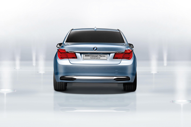 BMW Concept 7 серии ActiveHybrid - фотография №10