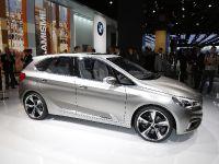 BMW Concept Active Tourer Paris 2012