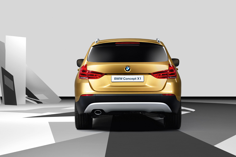 Концепция BMW X1: первый Sports Activity Vehicle в премиальном компактном сегменте - фотография №8