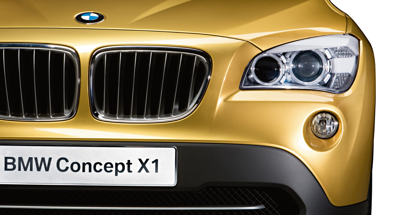 Концепция BMW X1: первый Sports Activity Vehicle в премиальном компактном сегменте - фотография №11