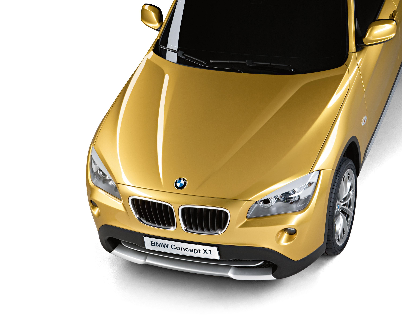Концепция BMW X1: первый Sports Activity Vehicle в премиальном компактном сегменте - фотография №12
