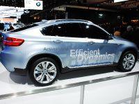 BMW Concept X6 ActiveHybrid Detroit 2009