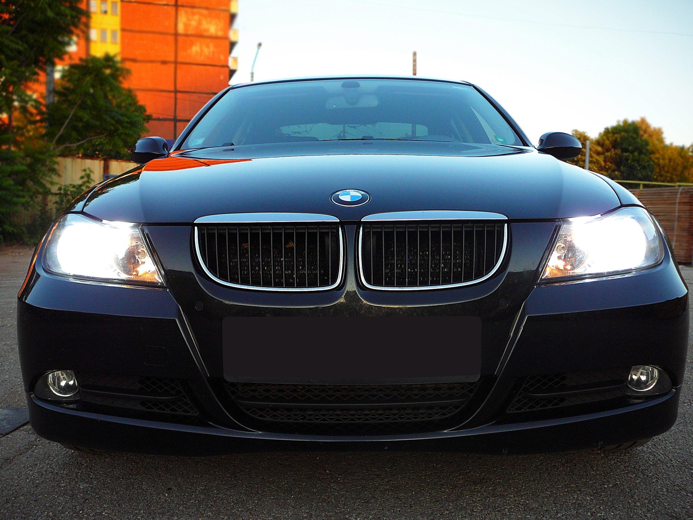 BMW E90 320d - Тест-драйв - фотография №13