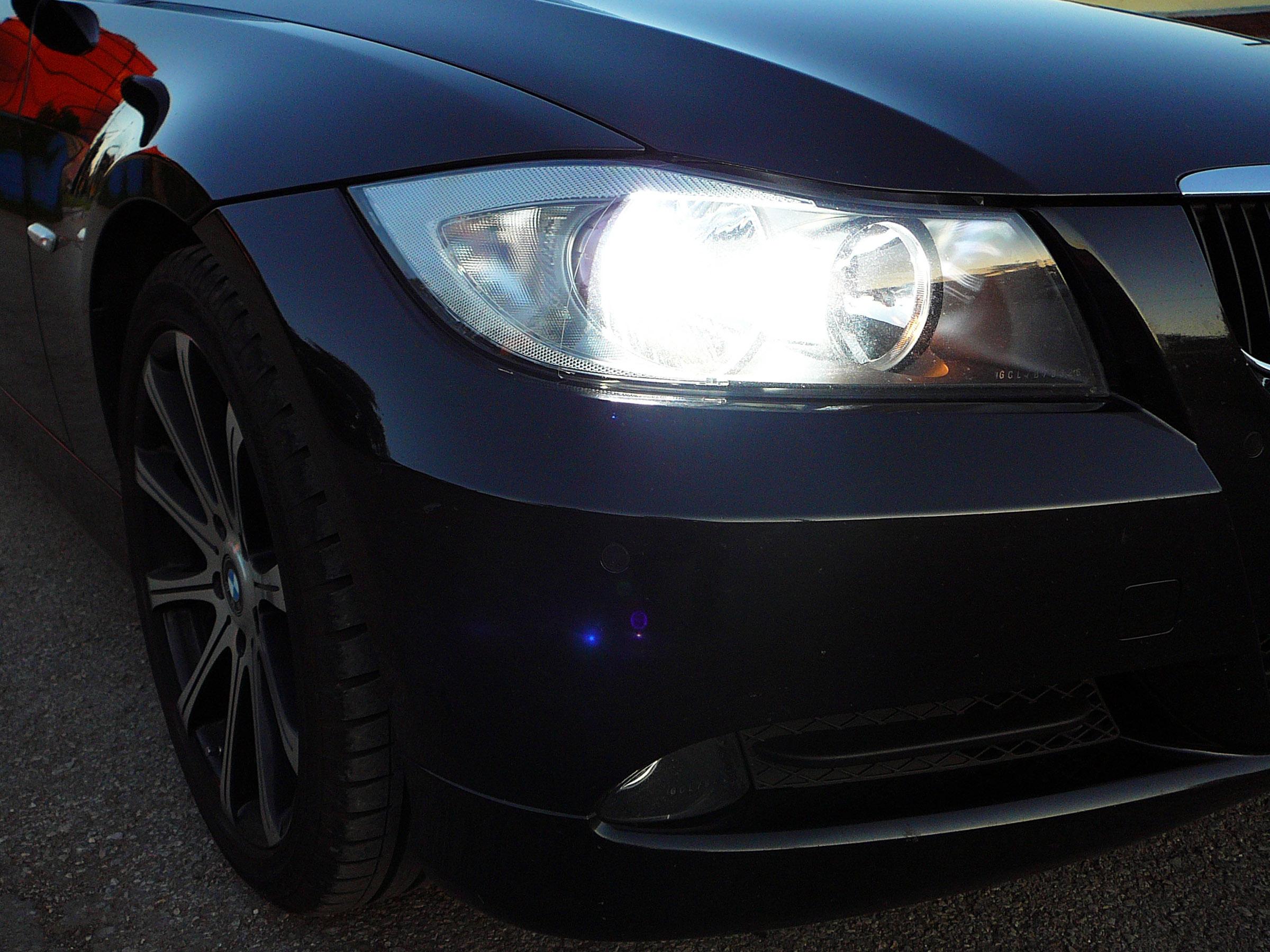BMW E90 320d - Тест-драйв - фотография №15