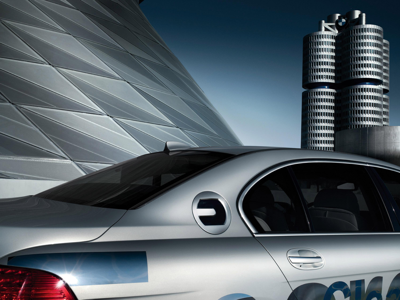 BMW Hydrogen 7 рулонов в Лос-Анджелес, чтобы завершить 2008 Hydrogen Road Tour - фотография №3