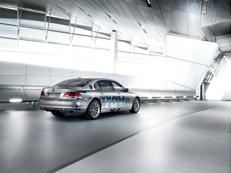 BMW Hydrogen 7 рулонов в Лос-Анджелес, чтобы завершить 2008 Hydrogen Road Tour - фотография №5