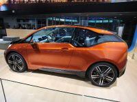 BMW i3 Concept Coupe Detroit 2013