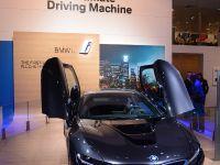 BMW i8 Detroit 2014