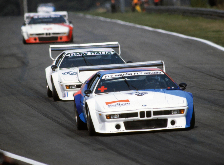 BMW M1 Procar Пробуждение 2008 - фотография №15