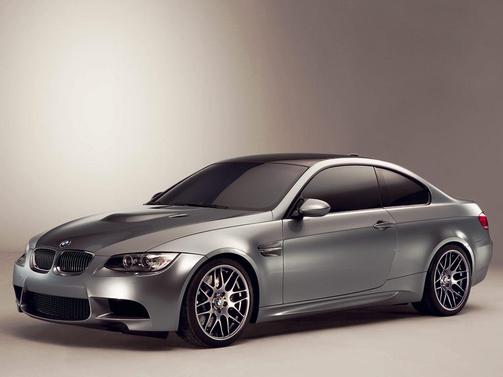 BMW M3 Concept - фотография №1
