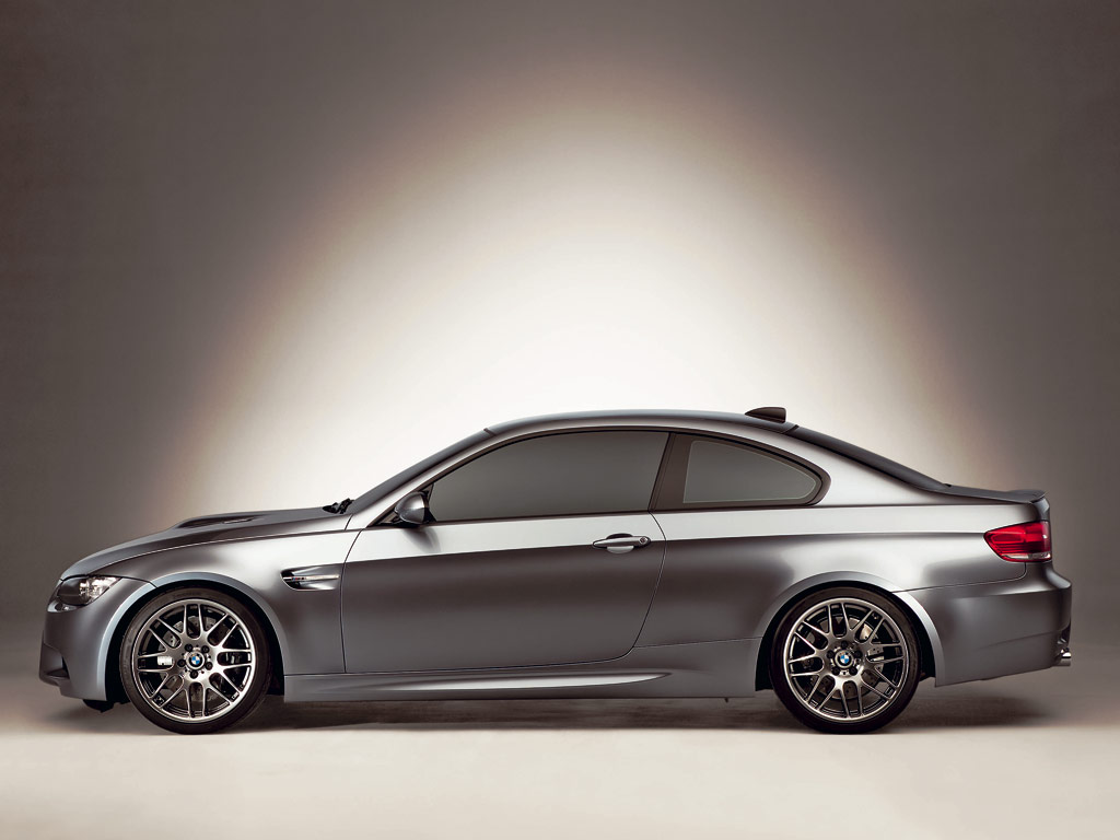 BMW M3 Concept - фотография №2