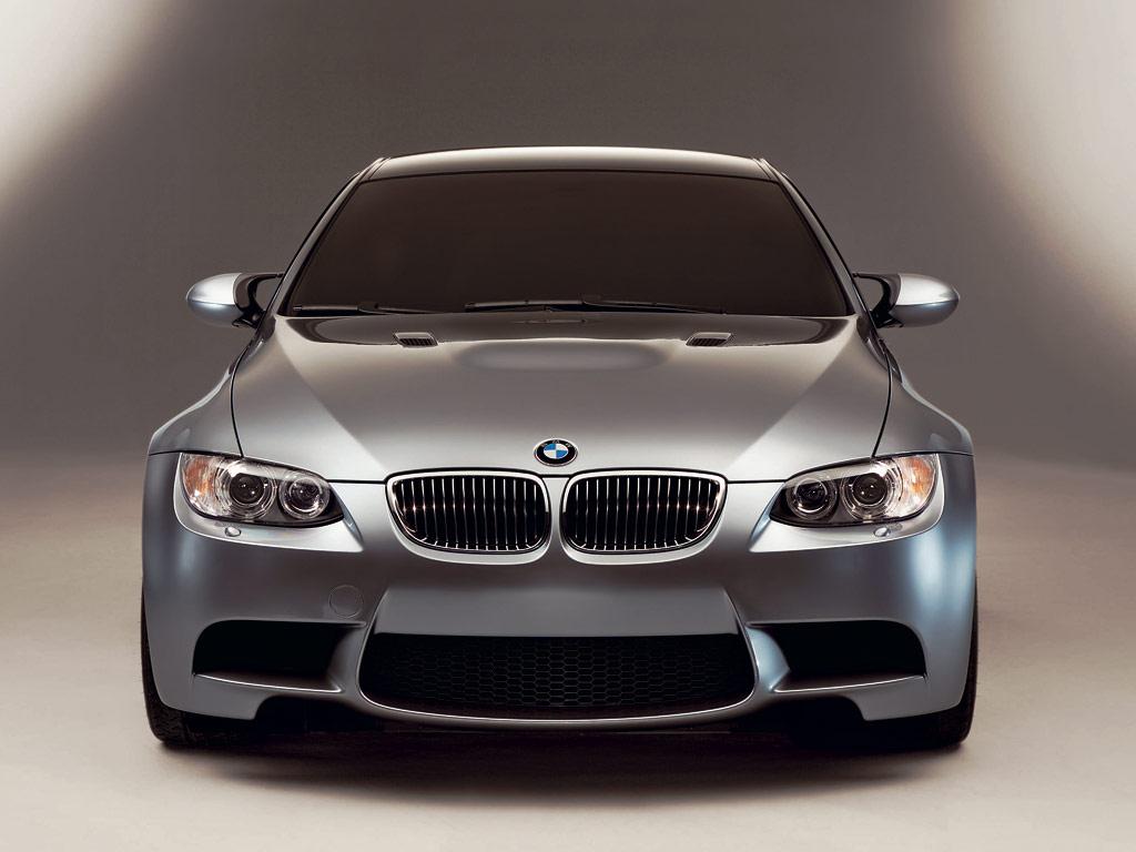 BMW M3 Concept - фотография №3