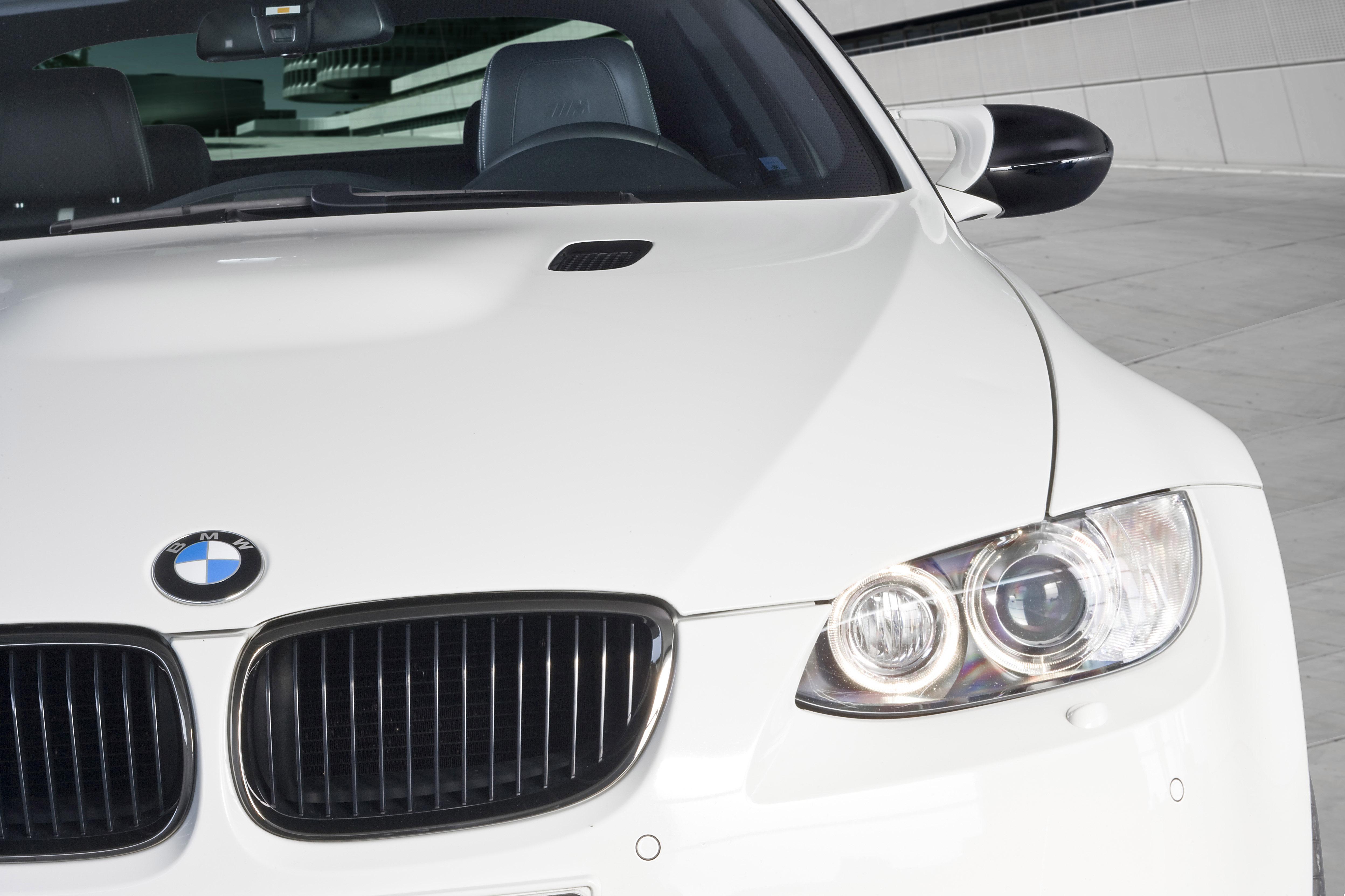 Верховный производительности, Эксклюзив Стиль: BMW M3 Edition Models - фотография №1