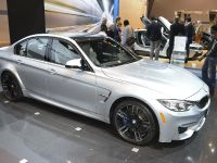BMW M3 Sedan Chicago 2015
