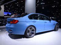 BMW M3 Sedan Detroit 2014