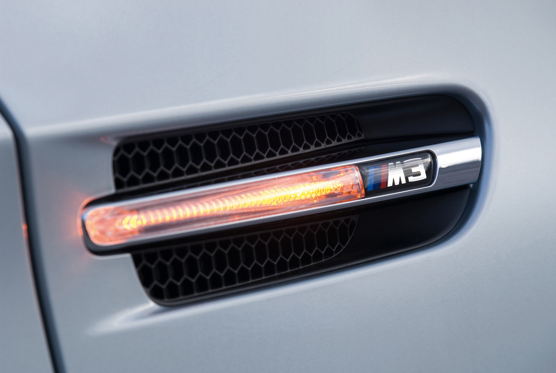 BMW M3 Sedan: идеальный автомобиль для сердца и головы - фотография №9