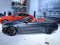 BMW M4 Convertible New York 2014