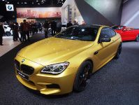 BMW M6 Coupe Detroit 2015