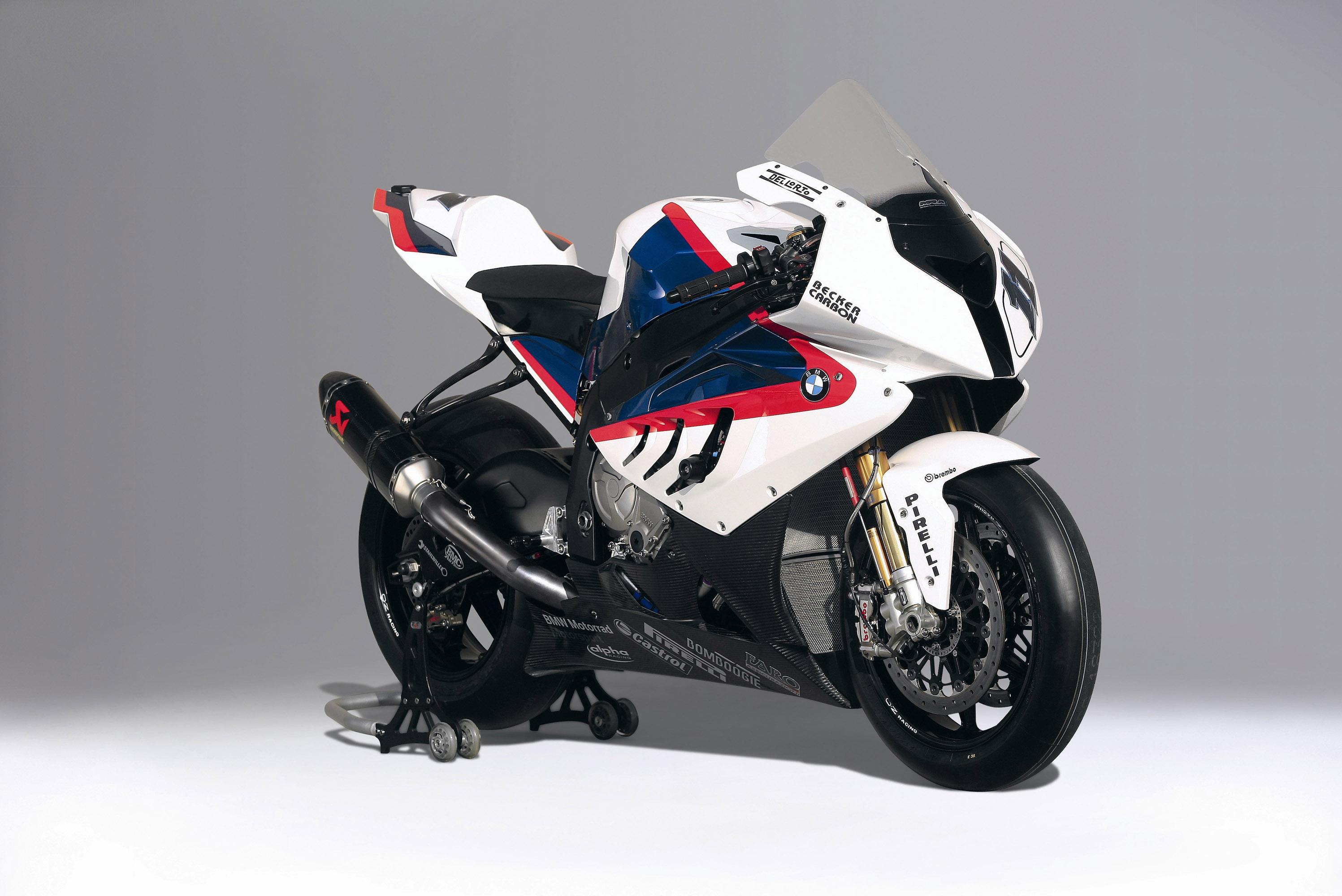 BMW Motorrad новый вызов - фотография №1