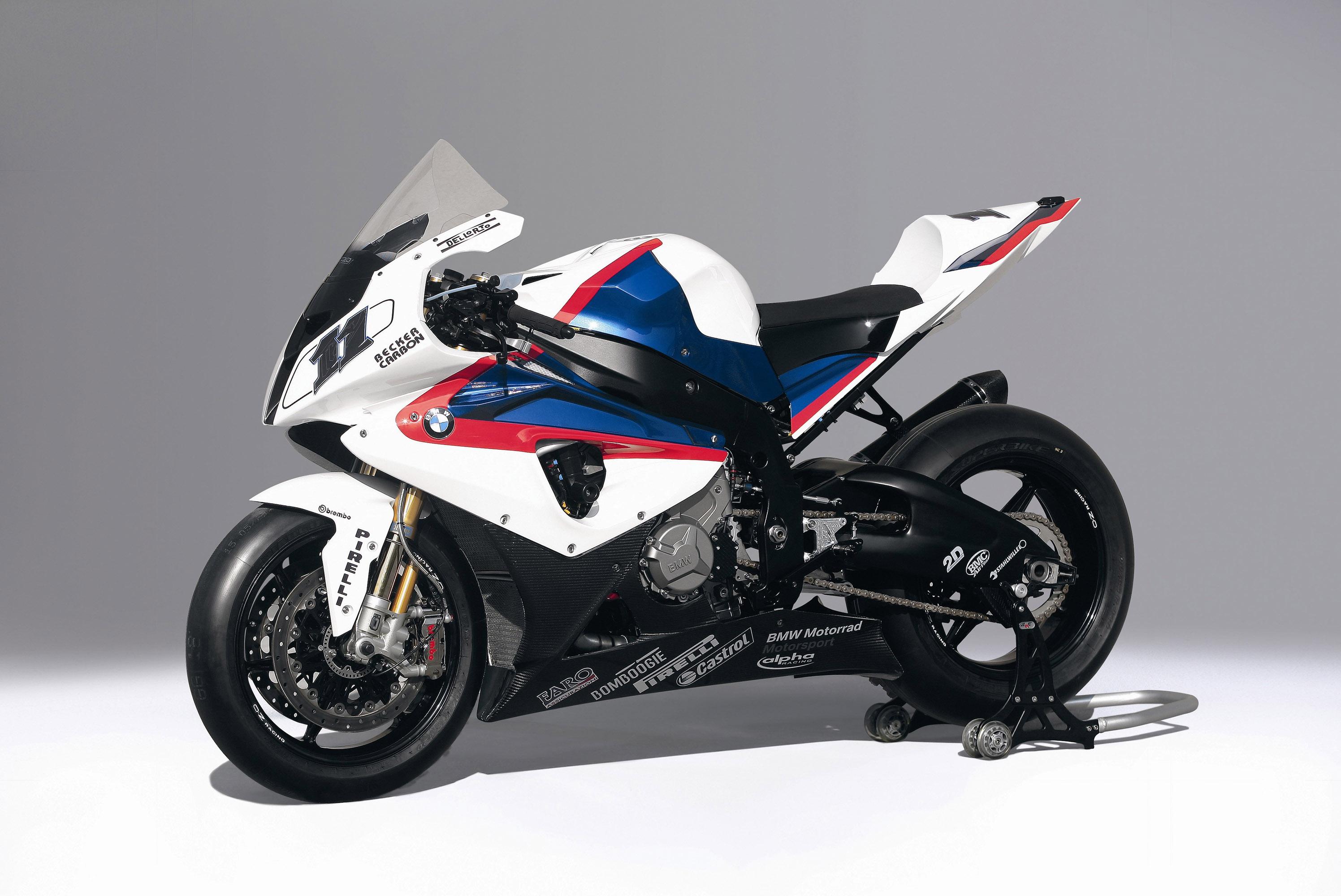 BMW Motorrad новый вызов - фотография №2