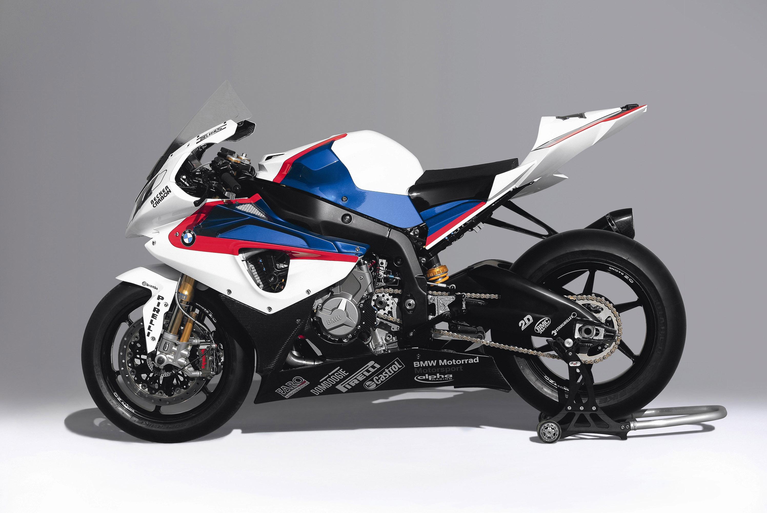 BMW Motorrad новый вызов - фотография №3