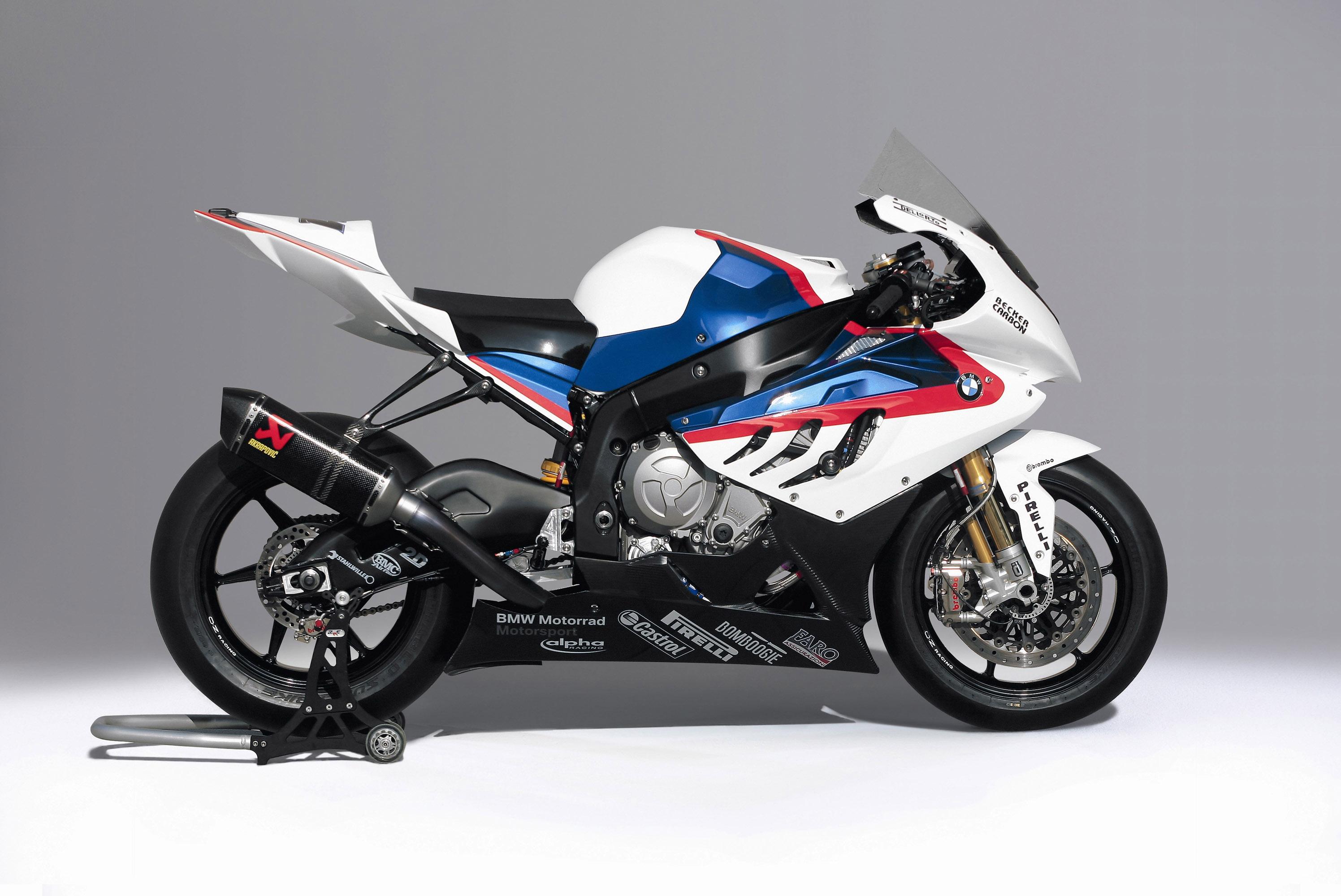 BMW Motorrad новый вызов - фотография №4