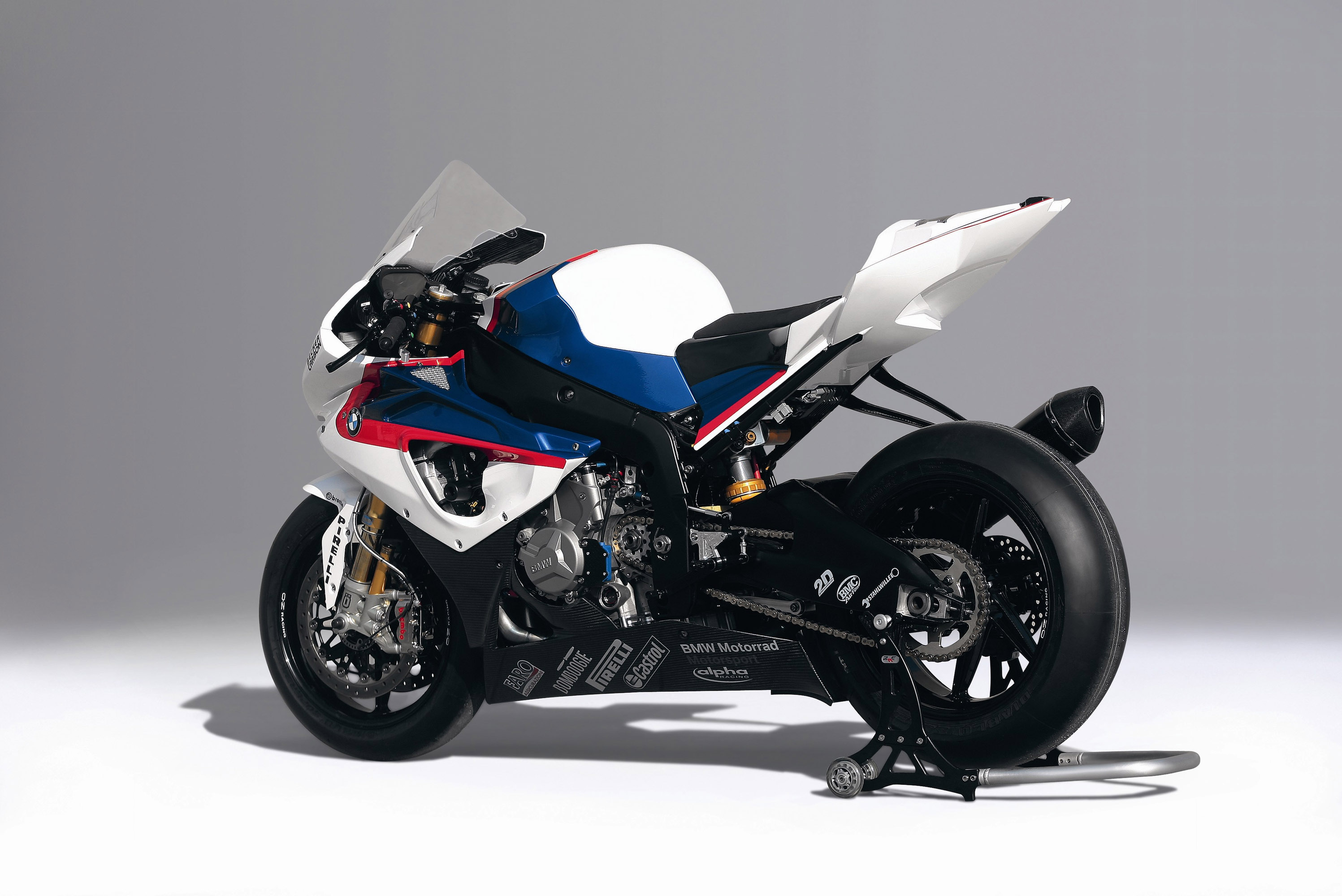 BMW Motorrad новый вызов - фотография №5