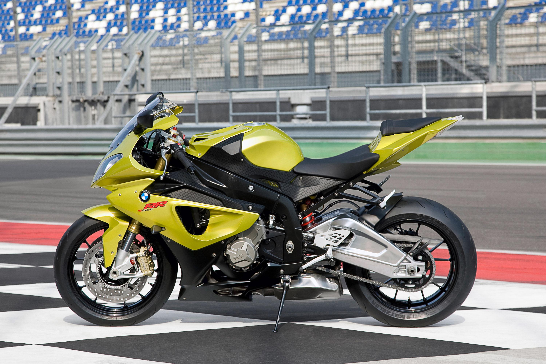 BMW S 1000 RR sport bike ценообразования объявил - фотография №13