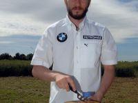 BMW Sauber F1 Team Pit Lane Park Manchester