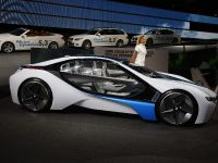 BMW Vision EfficientDynamics Frankfurt 2011
